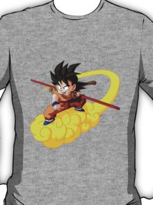Goku Magic Cloud T-Shirt