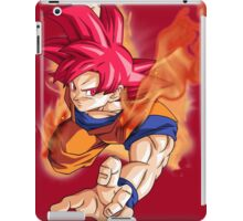 Goku Fire iPad Case/Skin