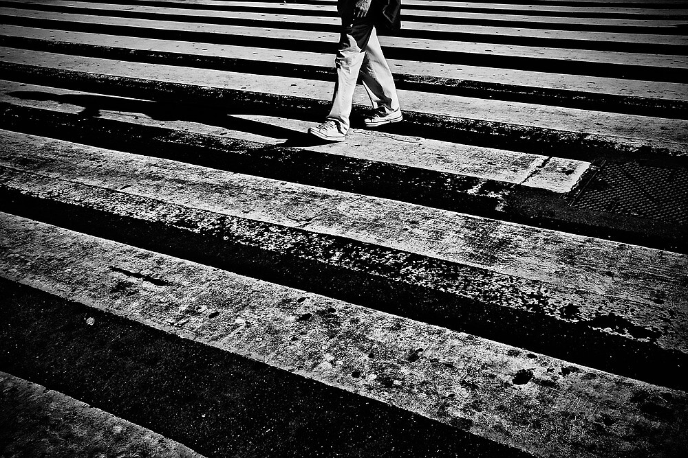 Crossing by Vincent Riedweg