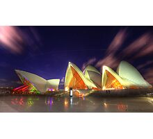 A Night at the Opera Photographic Print