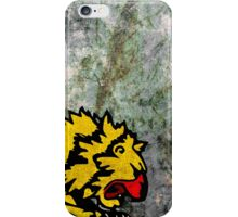 Cool Grunge Reggae Lion Heraldic Heraldry Style T Shirts Prints Stickers iPhone Case/Skin