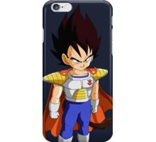 Captain Vegeta iPhone Case/Skin