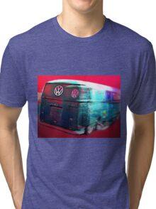 Type 2 Timeline Tri-blend T-Shirt