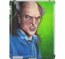 Randall Flagg  iPad Case/Skin