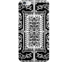 Back of a Card iPhone Case/Skin