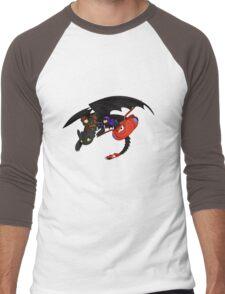 Dorks United Men's Baseball ¾ T-Shirt