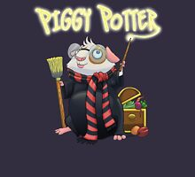 Piggy Potter Mens V-Neck T-Shirt