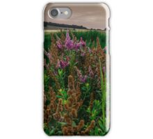 Early Light at Finley Refuge iPhone Case/Skin