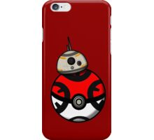 Pokébot iPhone Case/Skin