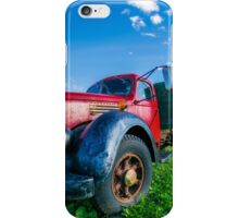 International KB-6 Truck iPhone Case/Skin