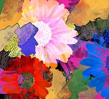 The Flower Palette by Navin Thakur