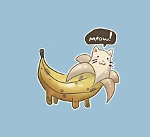 Banana Kitty  Unisex T-Shirt