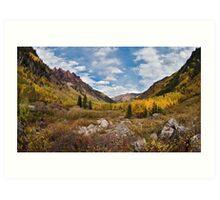 Aspen , CO Art Print