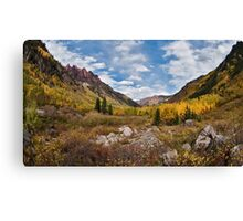 Aspen , CO Canvas Print