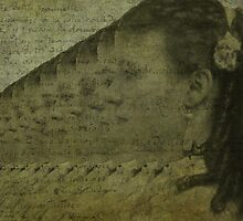 Tintype Girl by Melanie  Dooley