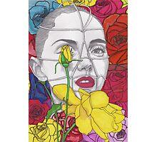 Flower Girl Photographic Print