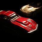 Corvette Love by Victoria DeMore