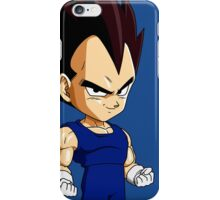 Vegeta Chibi iPhone Case/Skin