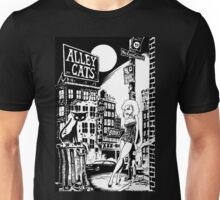 ALLEY CATS - COVER POSTER Unisex T-Shirt