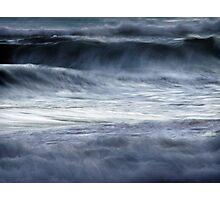shifting seas Photographic Print