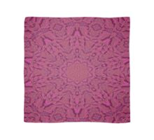 Pink and Purple Clash Scarf
