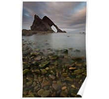 bow and fiddle rock Poster
