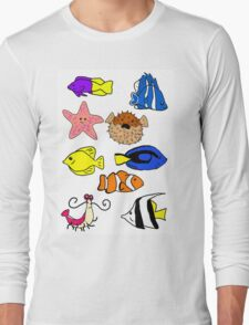 Fishes Long Sleeve T-Shirt