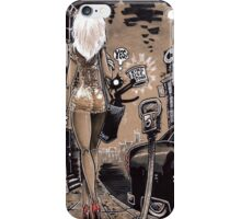 YES ! - ALLEY CATS iPhone Case/Skin