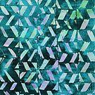 Geometric Pattern I von Susanne Kasielke