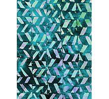 Geometric Pattern I Photographic Print