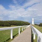 Cape Otway Lighthouse by Arthur Koole
