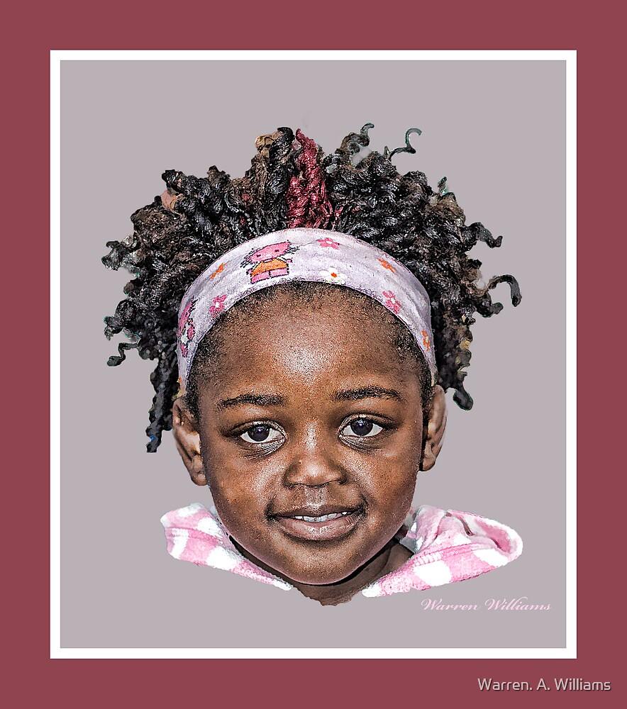 Just a Little Girl by Warren. A. Williams