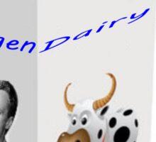 Legen-Dairy Sticker