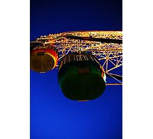 Ferris Wheel - Luna Park. Photographic Print