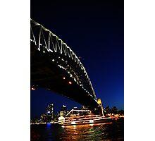 Sydney Harbour Bridge. Photographic Print