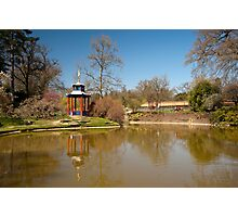 The Pagoda: Cliveden Estate, Buckinghamshire, UK. Photographic Print