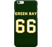 Green Bay Football (I) iPhone Case/Skin