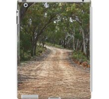 Country Road # 2 iPad Case/Skin
