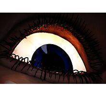 Eye - Sydney Luna Park. Photographic Print