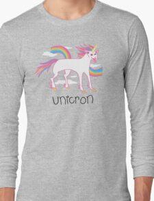 Unicron Long Sleeve T-Shirt