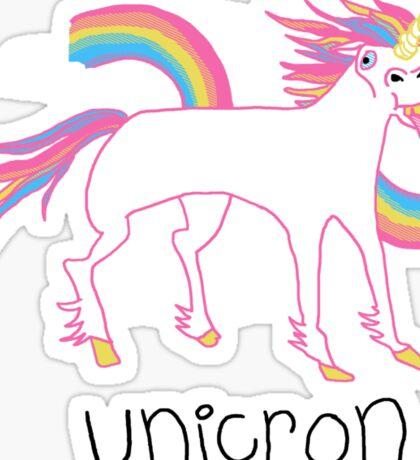Unicron Sticker