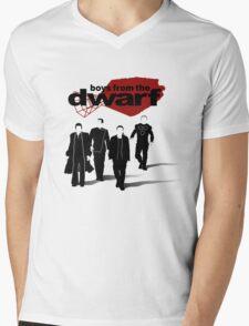 Boys from the Dwarf Mens V-Neck T-Shirt