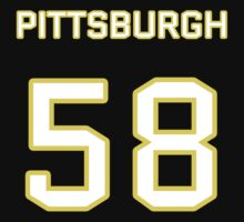 Pittsburgh Football (I) Kids Clothes