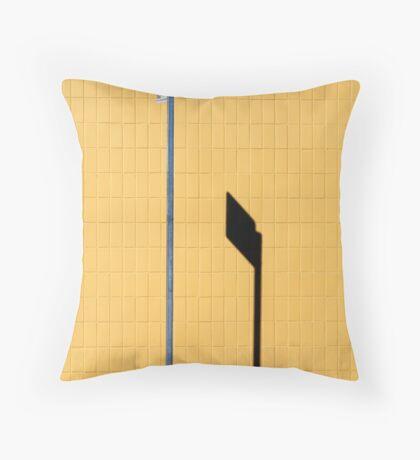 commute Throw Pillow