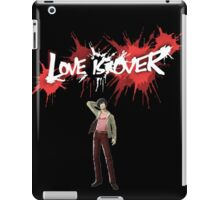 Vincent - Love Is Over iPad Case/Skin