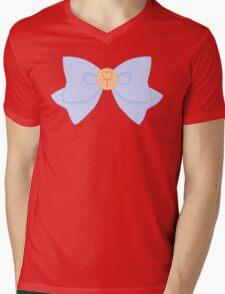 Pastel Sailor Venus Brooch and Bow Mens V-Neck T-Shirt