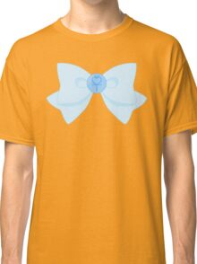 Pastel Sailor Mercury Brooch and Bow Classic T-Shirt