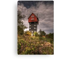 The House in the Clouds Canvas Print