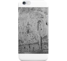 Forrest Pool iPhone Case/Skin