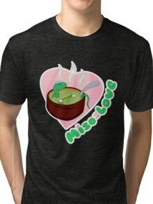 Miso Fruit Tri-blend T-Shirt